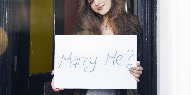 My boyfriend proposed
