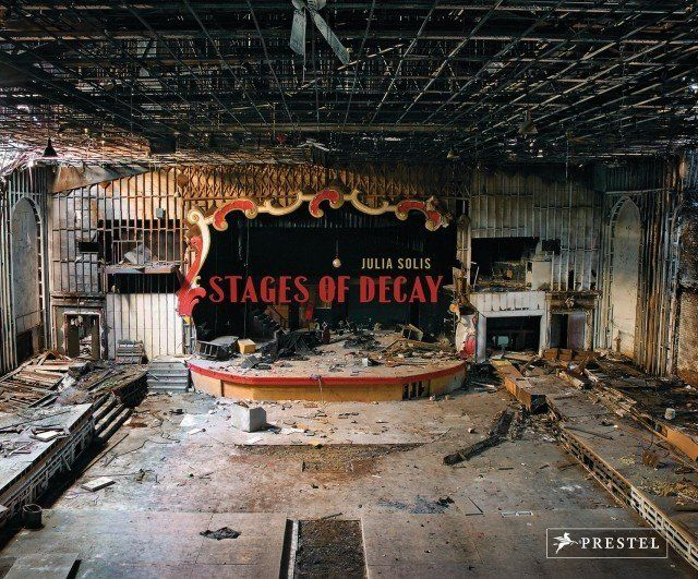 "<a href=""http://stagesofdecay.com/"" target=""_blank"">""Stages of Decay""</a> by Julia Solis was published in March 2013 by Prest"