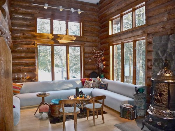 """<a href=""""http://porch.com/projects/cabin-in-the-woods-2?img=861822"""" target=""""_blank"""">Cabin In The Woods</a> by Interior Analys"""