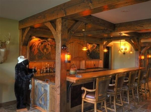 """<a href=""""http://porch.com/projects/wilson-wine-room-1?img=859474"""" target=""""_blank"""">Wilson Wine Room</a> by B & B Builders"""