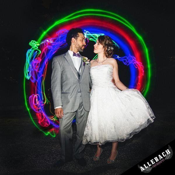 """Myron and Brigitte's 'Doctor Who'-themed wedding on August 2, 2014."" - @brandsmash"