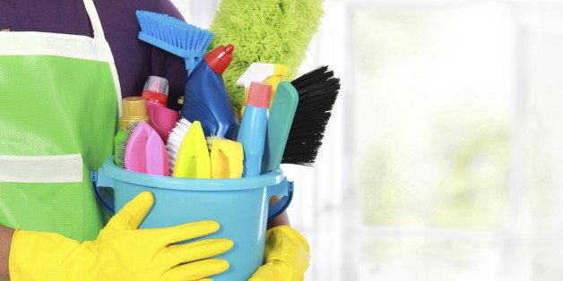 Image result for cleaning a home