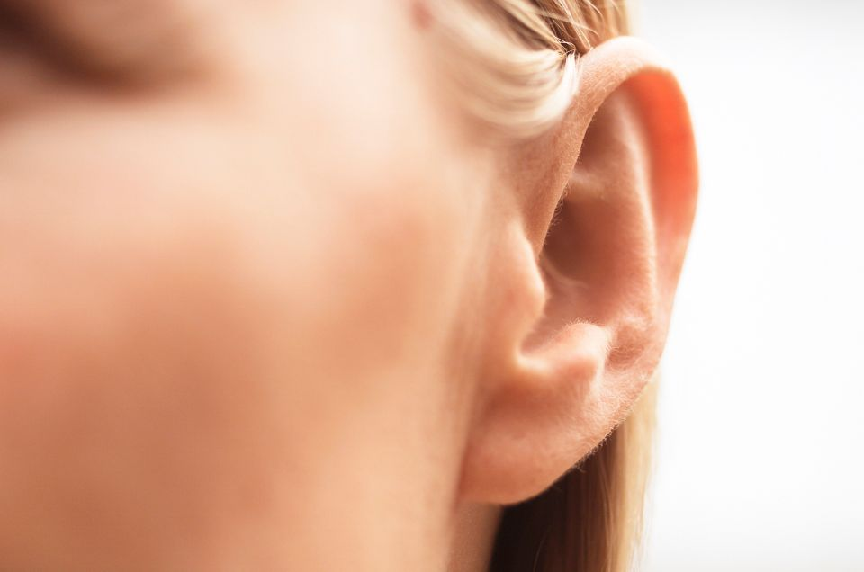 "According to a 2007 study from The Skin Cancer Foundation Journal, the ears are<a href=""http://www.skincancer.org/skin-cancer"