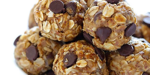 No-Bake Energy Bites Are The Little Healthy Snack Your World's Been Missing