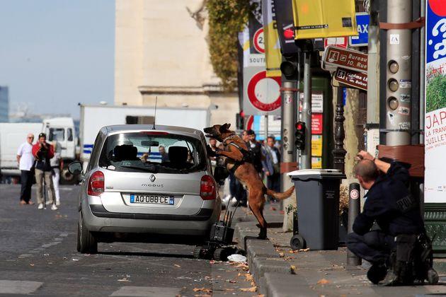 Γαλλία: Έρευνα για βόμβα σε ύποπτο όχημα σε κεντρικό δρόμο του