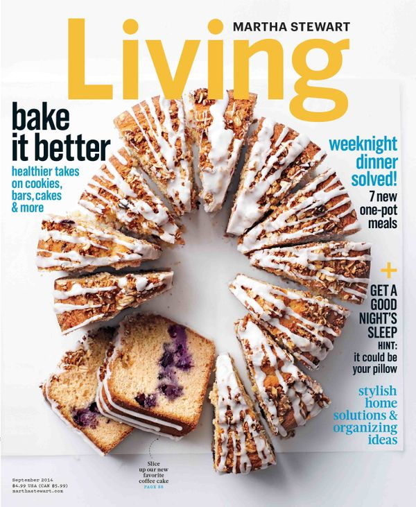 """This article appears in the September 2014 issue of <a href=""""http://www.marthastewart.com/"""" target=""""_blank"""">Martha Stewart Li"""