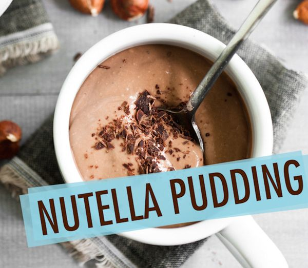 """<strong>Get the <a href=""""http://chimeraobscura.com/mi/i-have-two-words-for-you/"""" target=""""_blank"""">Nutella Pudding</a> recipe b"""