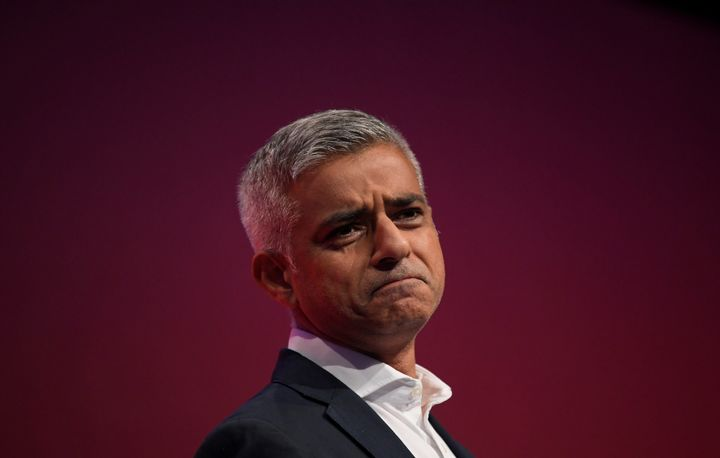 The mayor of London, Sadiq Khan, is pushing for a second Brexit referendum.
