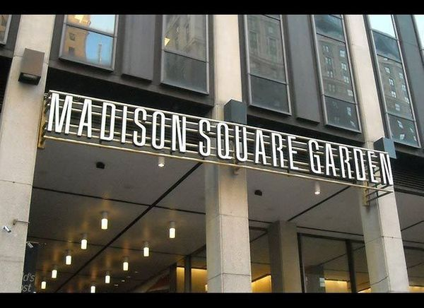 "<em>Photo Credit: Madison Square Garden by Daniel0685 AttribIt doesn't get much more iconic than the <a href=""http://www.theg"