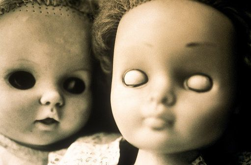 Dolls are beloved childhood companions—unless you have pediophobia. Nearly everyone has had the anxious feeling of being cree