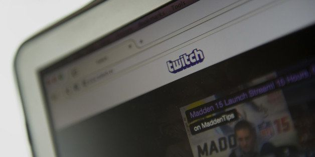 The Twitch Interactive Inc. website is displayed on a computer for a photograph in San Francisco, California, U.S., on Monday, Aug. 25, 2014. Amazon.com Inc. is buying video service Twitch Interactive Inc. for more than $1 billion in its biggest acquisition ever, adding an online gathering place for video gamers, people with knowledge of the plans said. Photographer: David Paul Morris/Bloomberg via Getty Images