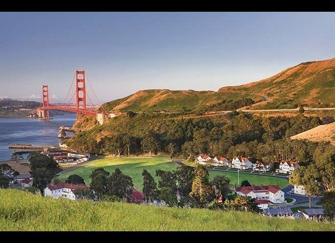 <em>Photo Credit: Kodiak Greenwood</em>  The perfect place to enjoy San Francisco without actually sleeping in it, <a href=