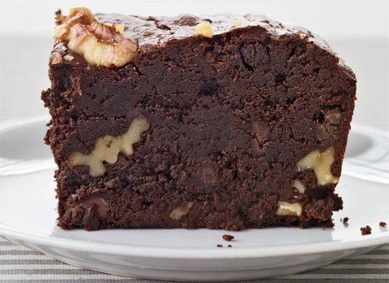 This recipe doubles a standard brownie recipe and bakes it in a 9-by-9-inch square to create jumbo brownies that might requir
