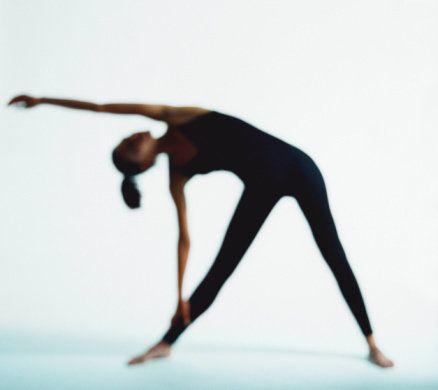 Yoga Poses: Unwind With Half Moon Pose | HuffPost Life