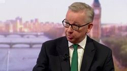 Michael Gove Links UK's Extreme Summer With Climate