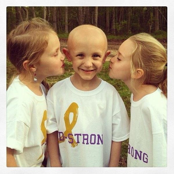 Dorian was diagnosed with stage 4 alveolar rhabdomyosarcoma at 4 years old on April 26, 2012. He fought for 15 months and end
