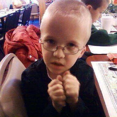 My son Austin Stitzer lost his battle to brain cancer. -- Wendy L Dobson