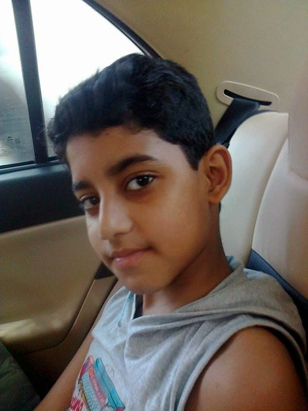 On our blog, we ran the story about Amaan Shah who lost his battle to pediatric cancer. <em><strong>His mother Asma Pasha has