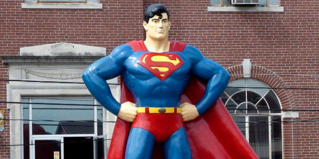 Is This Your Year to Be Superman or Superwoman? | HuffPost Life