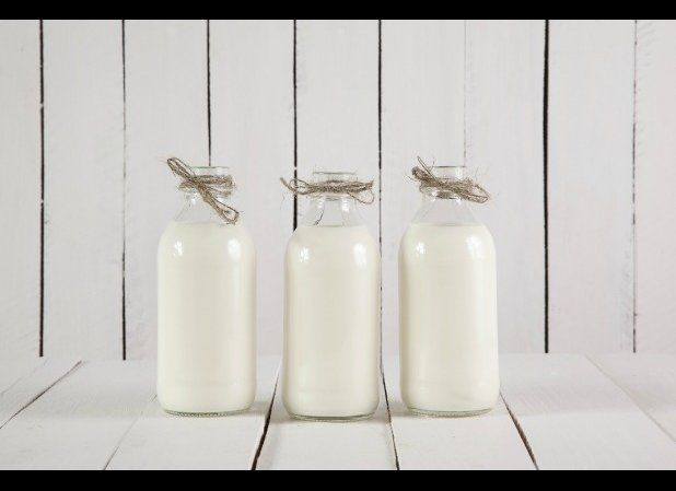 """Cow's milk proves that some things just don't go out of style. It has significantly <a href=""""http://ndb.nal.usda.gov/ndb/food"""