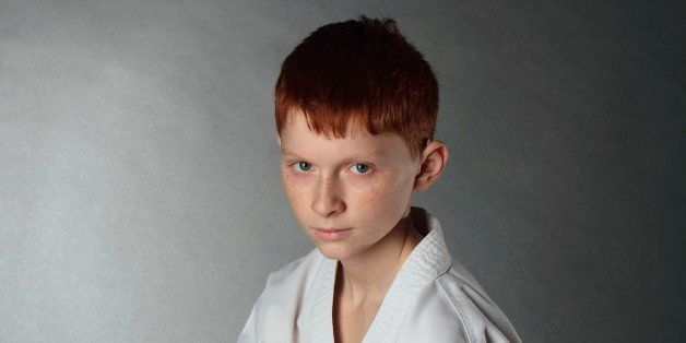 3 Ways Martial Arts Helps Bully Proof Your Child Huffpost Life