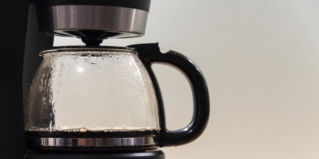 Your Coffee Maker Is Full Of Mold. Here's How To Clean