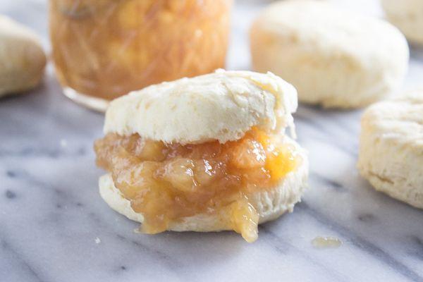 "<strong>Get the <a href=""http://www.localtasteblog.com/almond-milk-biscuits/"" target=""_blank"">Almond Milk Biscuits</a> recipe"