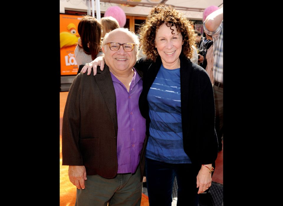 Odd couple Danny DeVito and Rhea Perlman shocked their fans when they announced they were divorcing after 30 years of marriag