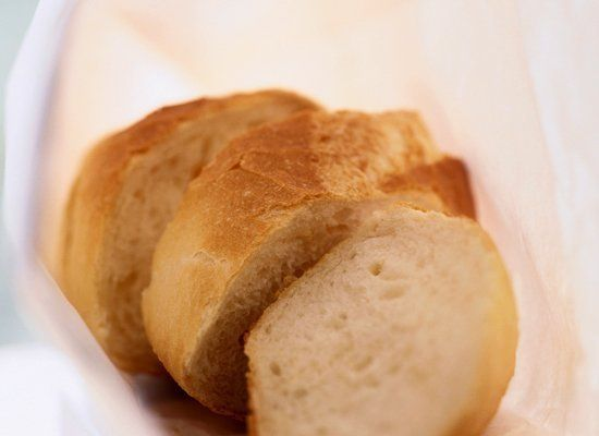 Use stale bread to clean your spice grinder or coffee grinder -- it will remove any leftover residue and smell.