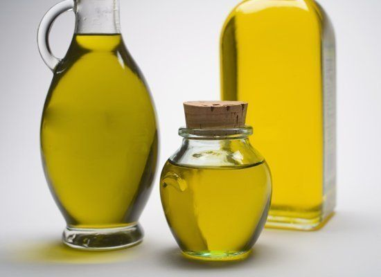 Use olive oil to buff your stainless steel pots and pans. Also use it to clean your cast-iron skillet -- make a paste with so