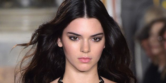 MILAN, ITALY - SEPTEMBER 20:  Kendall Jenner walks the runway during the Pucci - Show as part of  Milan Fashion Week Womenswear Spring/Summer 2015 on September 20, 2014 in Milan, Italy.  (Photo by Pier Marco Tacca/Getty Images)