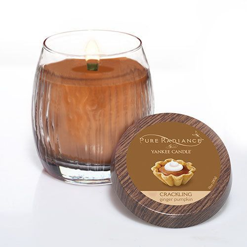 """<strong>Score: 5.7</strong><br><br><strong>What the <a href=""""http://www.yankeecandle.com/product/ginger-pumpkin/_/R-1306821?m"""
