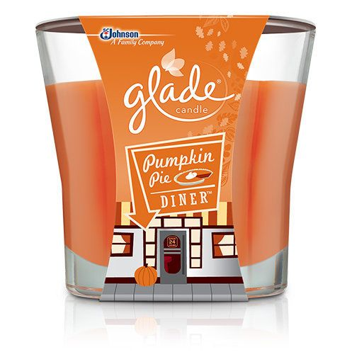 """<strong>Score: 5 (Tie)</strong><br><br><strong>What the<a href=""""http://www.glade.com/en/Products/pumpkin-pie-diner-jar-candle"""