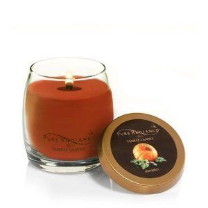 """<strong>Score: 5 (Tie)</strong><br><br><strong>What the <a href=""""http://www.amazon.com/Pumpkin-Yankee-Candle-Radiance-Medium/"""
