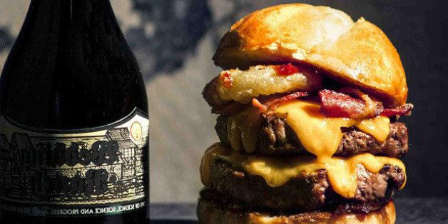 The 5 Greatest Burger Places Outside America