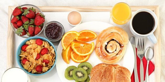 A Brief History Of How Breakfast Got Its 'Healthy'
