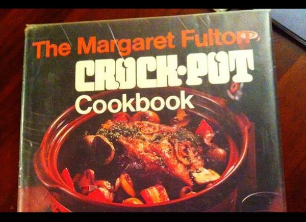 The first Crock-Pot, which cost a mere $25, came with an 84-page cookbook with over 150 recipes. This price has not risen muc