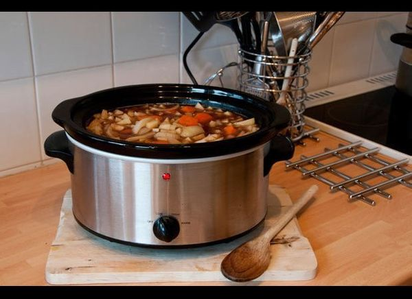 As women began entering the workforce and the shift of gender roles began, Crock-Pots were enticing contraptions. They allowe