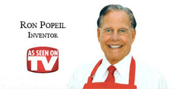 8 Reasons You Shouldn't Underestimate The Greatness Of Ron Popeil | HuffPost Life