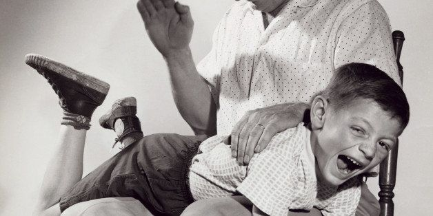 Spanking, Whooping, Beating: It's All Hitting | HuffPost Life