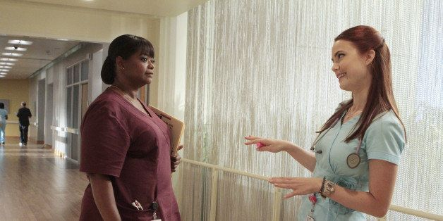 RED BAND SOCIETY - 'Sole Searching' - Jordi's surgery takes an unexpected turn, which sends Leo into a tailspin, on 'Red Band Society' airing on FOX on WEDNESDAY, SEPTEMBER 24 (9:00-10:00 p.m., ET). (ABC Studios via Getty Images)