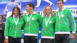 Championnats d'AfriqueNatation: l'Algérie finit 3e avec 20