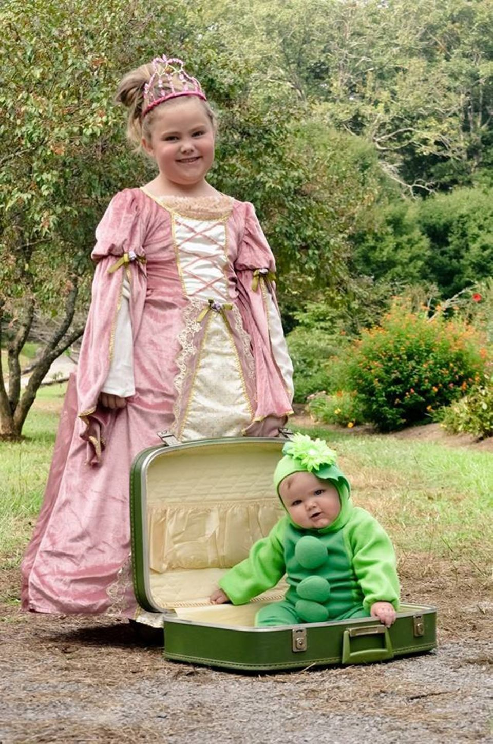 halloween costumes for siblings that are cute creepy and supremely clever