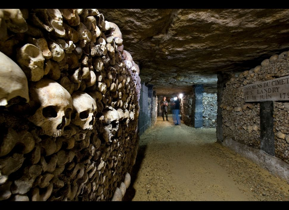"""<strong>See More of the <a href=""""http://www.travelandleisure.com/articles/worlds-creepiest-attractions/2?xid=PS_huffpo"""">World"""