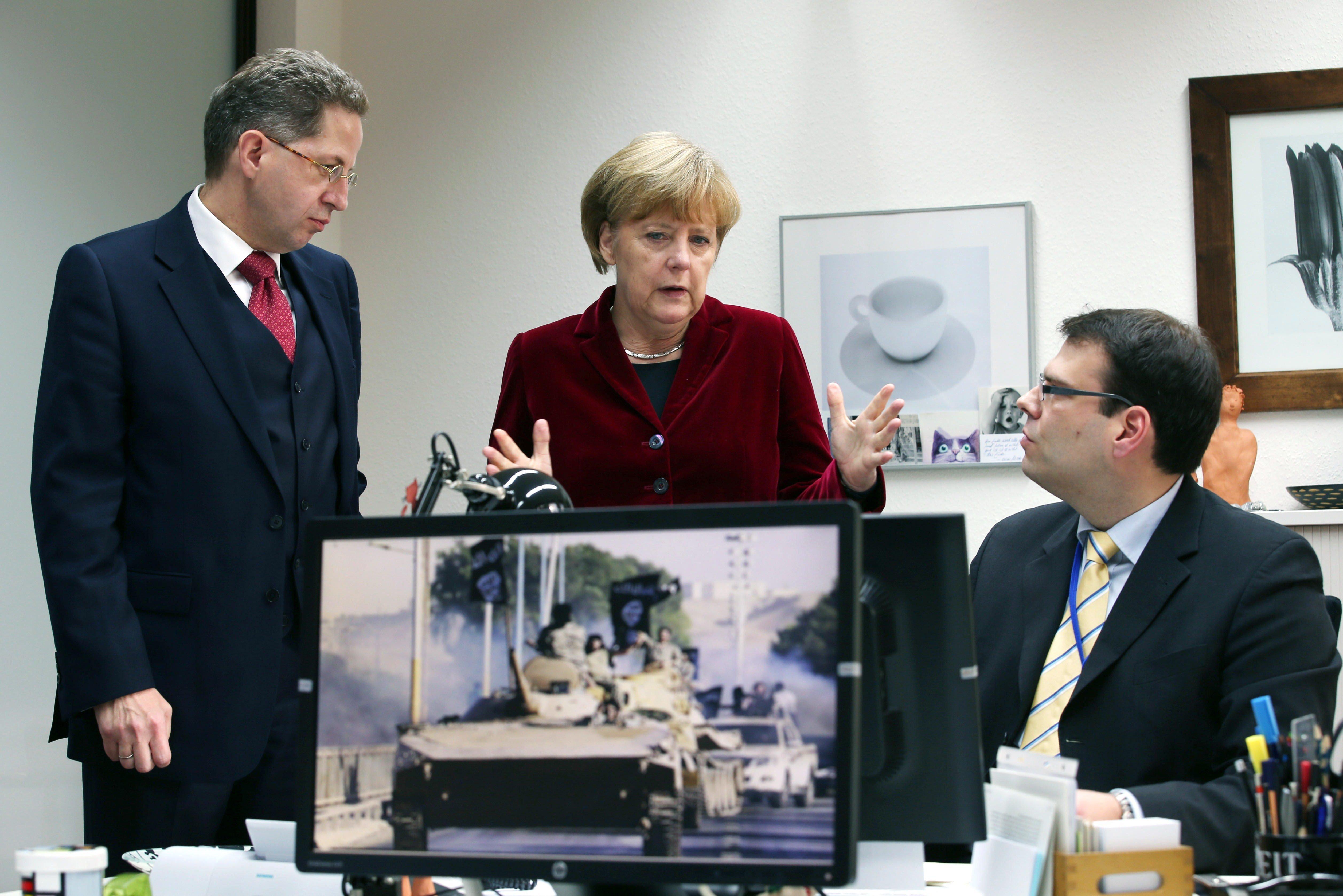 Wie Maaßen über Merkel lästerte– und wie der GroKo-Streit wirklich