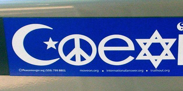 Leona's bumper sticker.