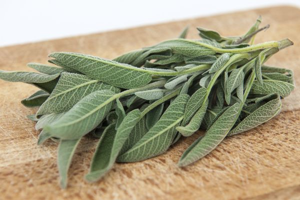 If you're a woman of a certain age, you may have read that the phytoestrogens in sage can help to relieve hot flashes. But gr