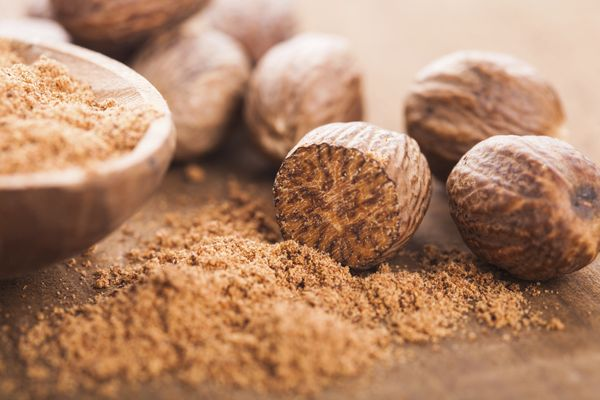 What's a glass of eggnog on New Year's Eve without a dusting of nutmeg on the top? Turns out, ounce for ounce, nutmeg is much