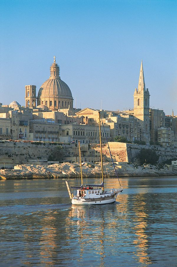The stunningly underrated Maltese capital will celebrate the big 4-5-0 since the Great Siege back in 1565.