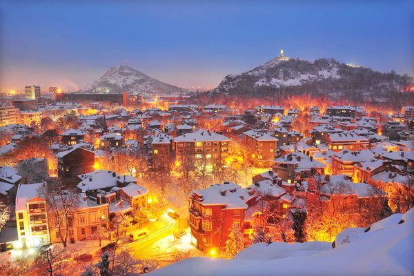 The Bulgarian city has a beautifully-kept Old Town, killer nightlife and enough quirkiness and history to make it worth your